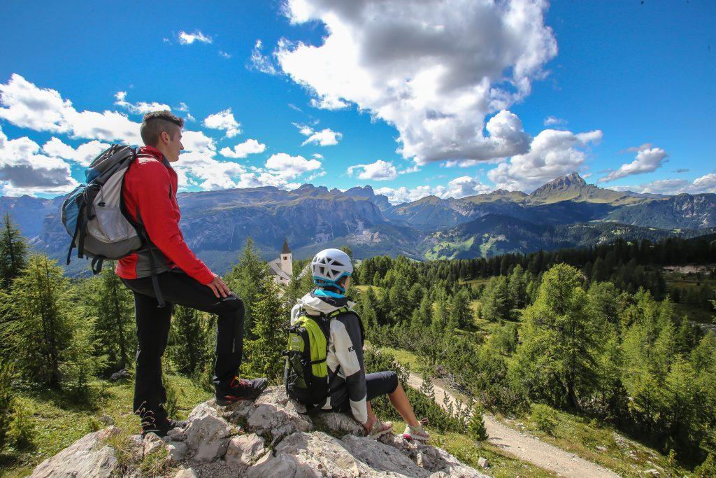 Leichte Wanderungen Südtirol Alta Badia La Crusc 2