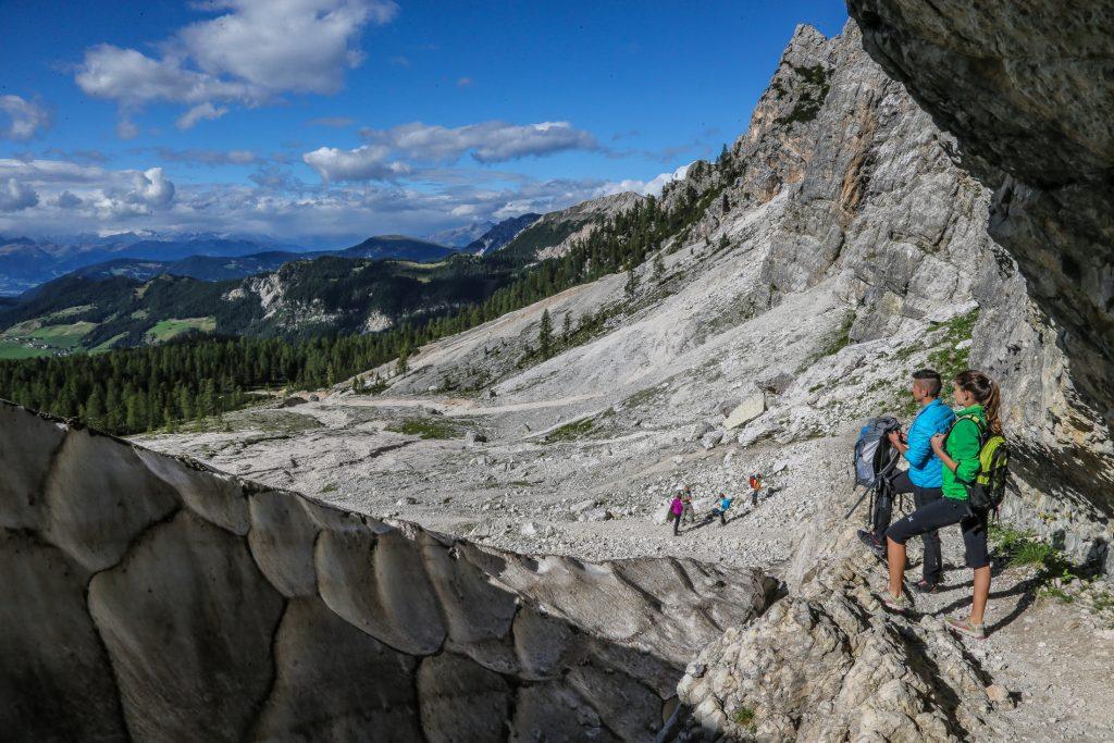 Leichte Wanderungen Südtirol Alta Badia La Crusc 4