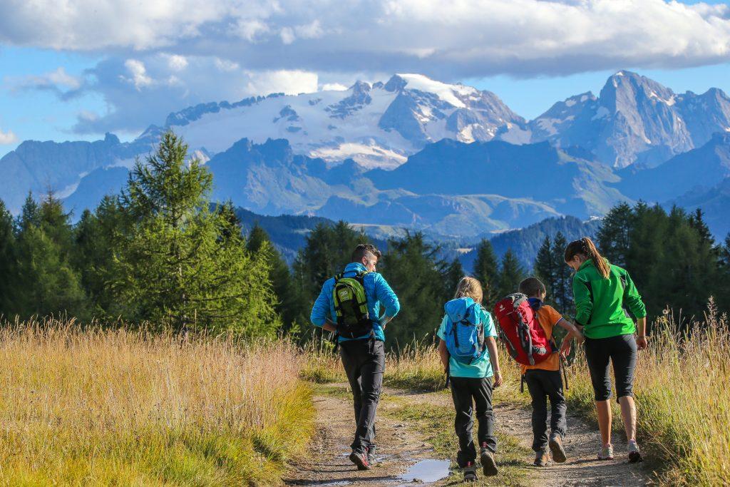 Leichte Wanderungen Südtirol Alta Badia La Crusc 8