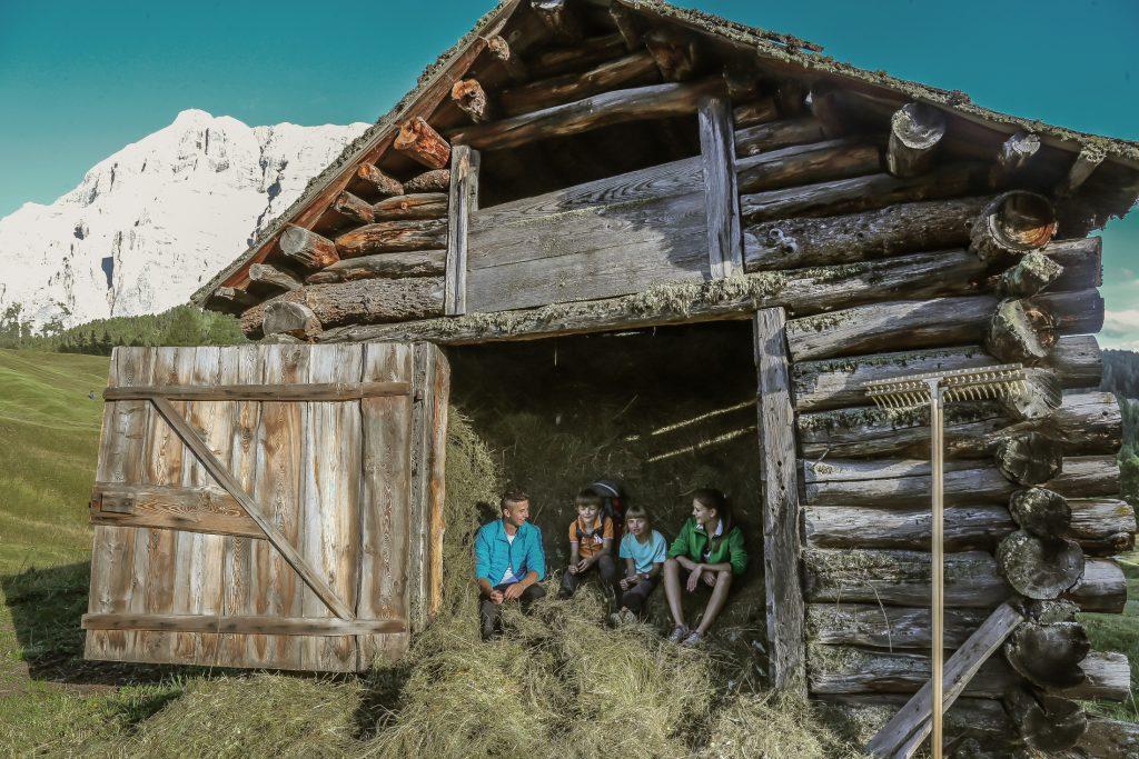 Leichte Wanderungen Südtirol Alta Badia La Crusc 9
