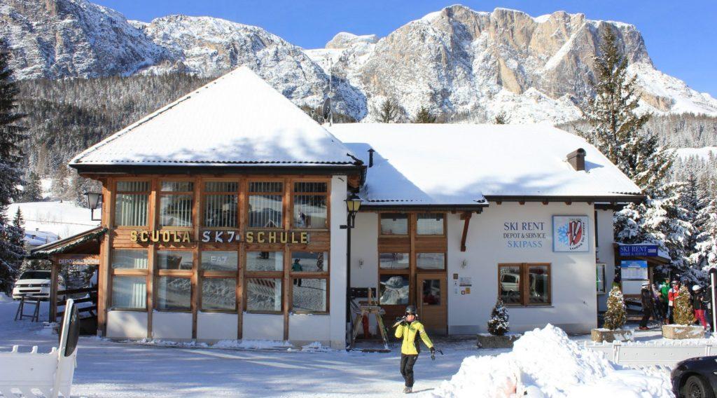 Service La Crusc Alta Badia Südtirol